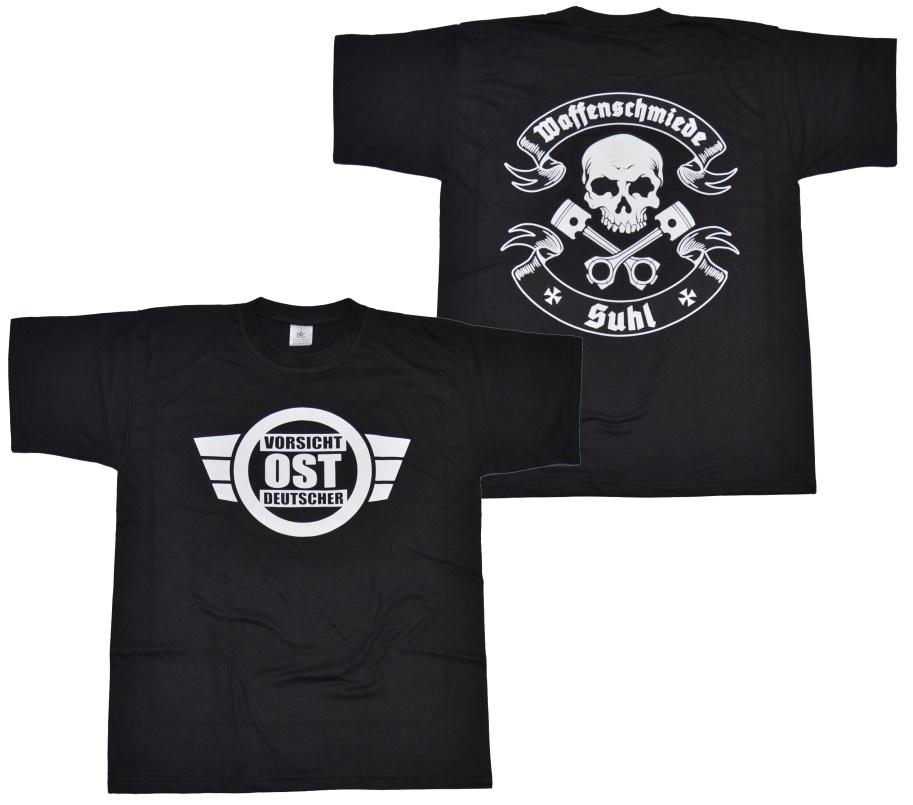 T-Shirt Waffenschmiede Suhl