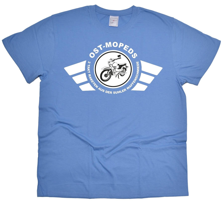 T-Shirt Ost-Mopeds Star