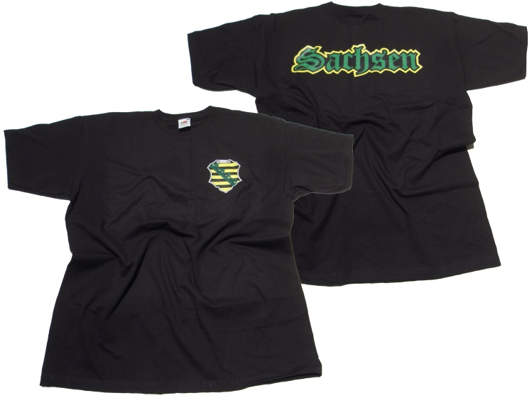 T-Shirt Sachsen