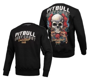 Pit Bull West Coast Sweat Santa Muerte