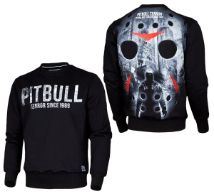 Pit Bull West Coast Sweatshirt Terror Mask