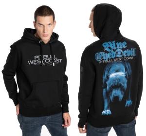 Pit Bull West Coast Kapuzensweatshirt Blue Eyed Devil B.E.D. 21