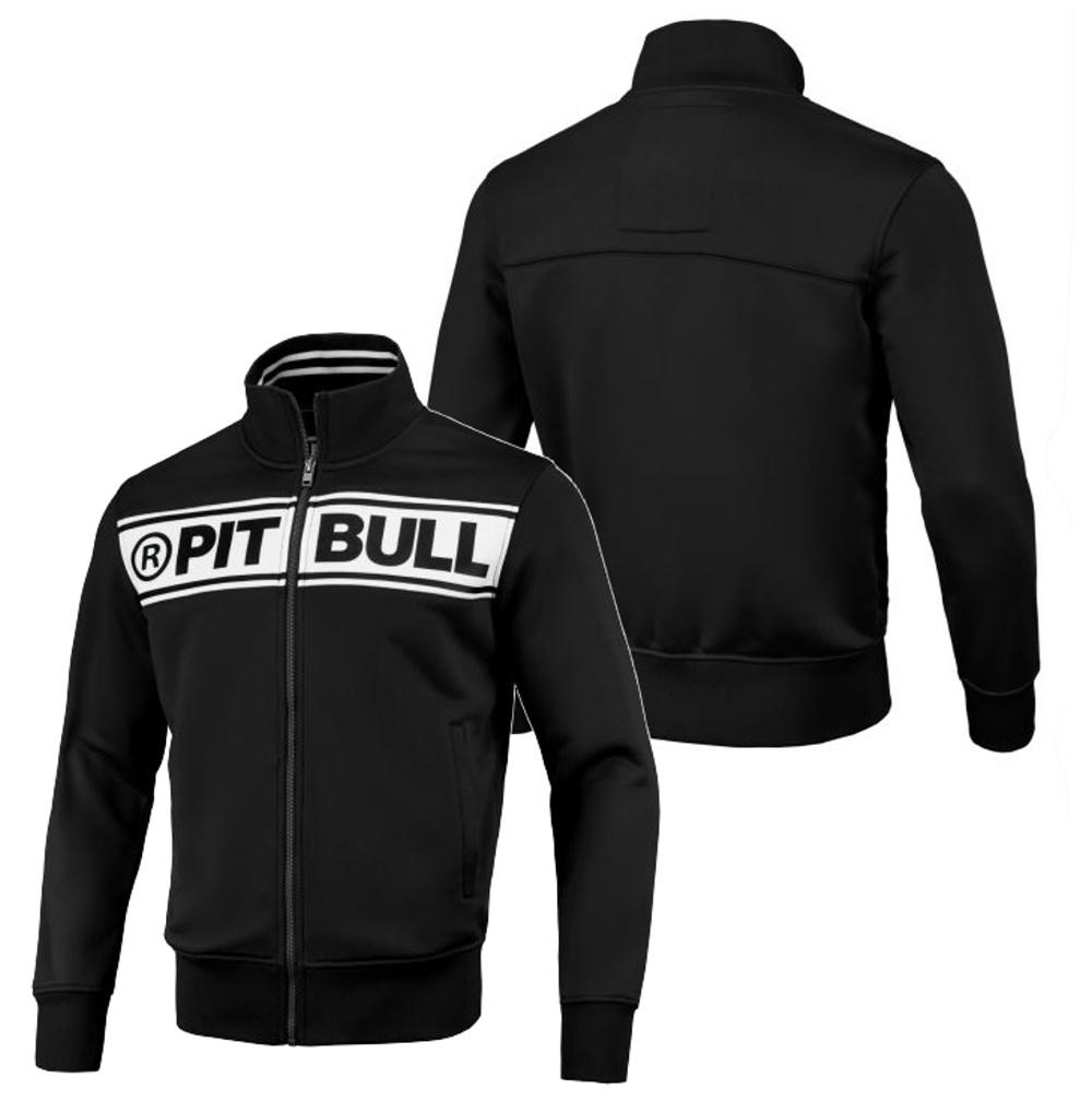 Pit Bull West Coast Trainingsjacke Oldschool Chest Logo
