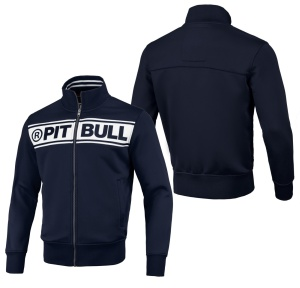 Pit Bull West Coast Sweatjacke Chest Logo