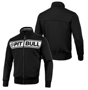 Pit Bull West Coast Trainingsjacke Oldschool Chest Logo