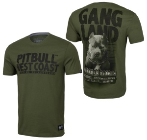Pit Bull West Coast T-Shirt Mugshot