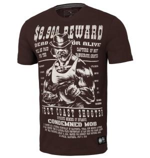 Pit Bull West Coast T-Shirt Reward