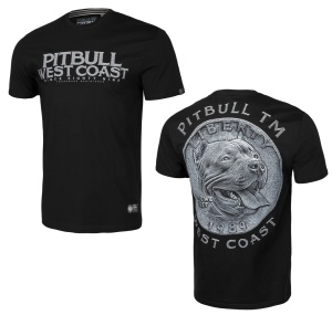 Pit Bull West Coast T-Shirt Coin Middle Weight