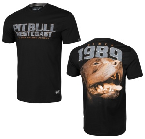 Pit Bull West Coast T-Shirt Fighter