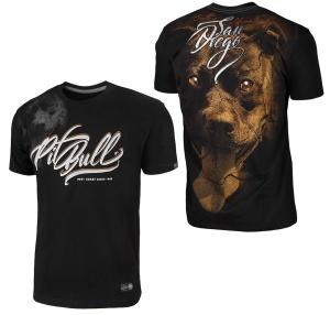 Pit Bull West Coast T-Shirt Eyes of the Dog