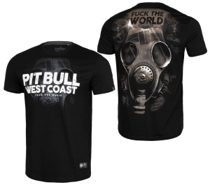 Pit Bull West Coast T-Shirt Fuck the World