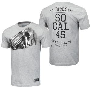 Pit Bull West Coast T-Shirt SO CAL 45