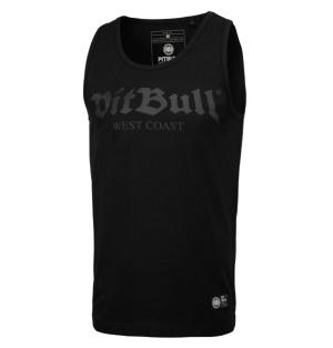 Pit Bull West Coast Tank Top Slim Fit Old Logo