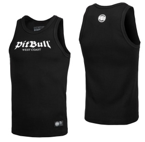 Pit Bull West Coast TankTop Rib Old Logo