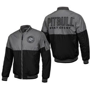 Pit Bull West Coast Padded Baseball Jacke Caseman