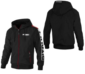 Pit Bull West Coast Hooded Windbreaker Athletic 8