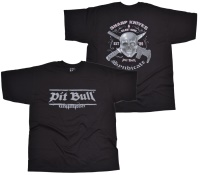 Pit Bull T-Shirt Sharp Knives