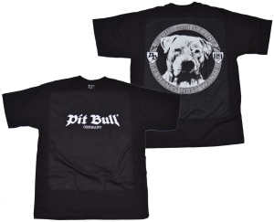 Pit Bull T-Shirt Proud and Strong