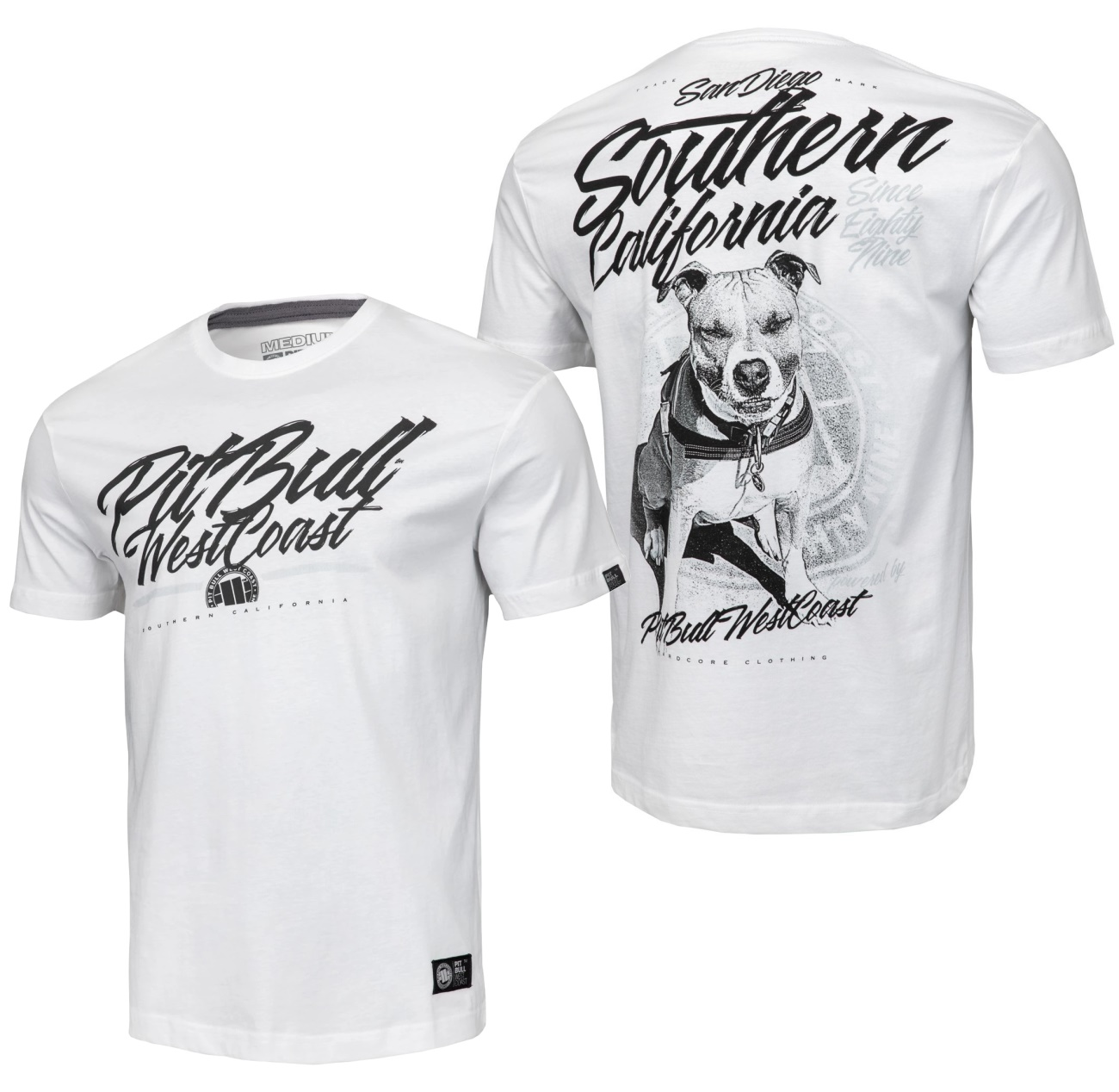 Pit Bull West Coast T-Shirt SO Cal 18