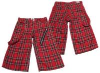 Straight Short Pant