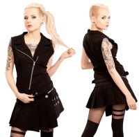 Girl Weste Vixxsin Evil Clothing