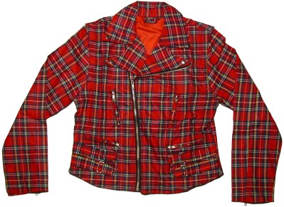 Girljacke Redtartan Dead Threads