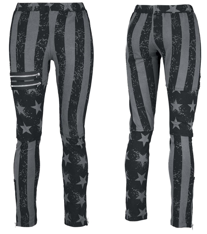 Leggings Liberty Evil Clothing Vixxsin