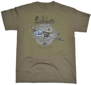 Antonio T-Shirt DO-17 Dornier Langstreckenbomber