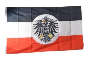 Fahne Kolonialamt Deutsches Kaiserreich