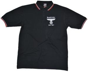 Poloshirt Kampftrinker Sauf Heil K41