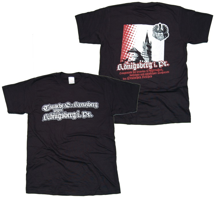 T-Shirt Königsberg i. Pr.
