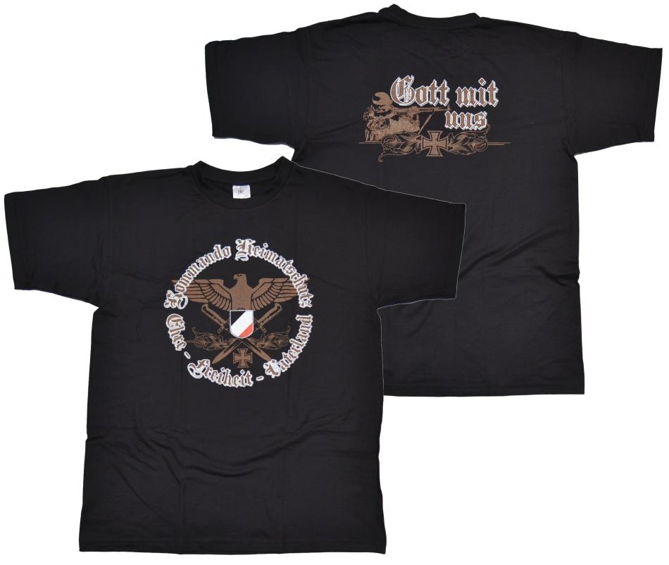 T-Shirt Kommando Heimatschutz