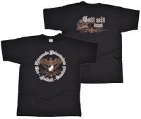 T-Shirt Kommando Heimatschutz Ehre Freiheit Vaterland