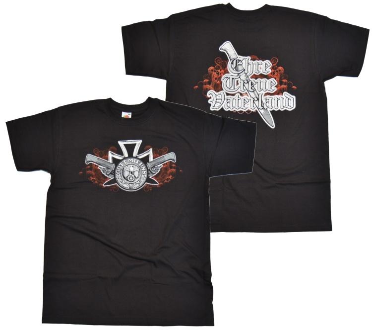 T-Shirt Gott mit uns , EK