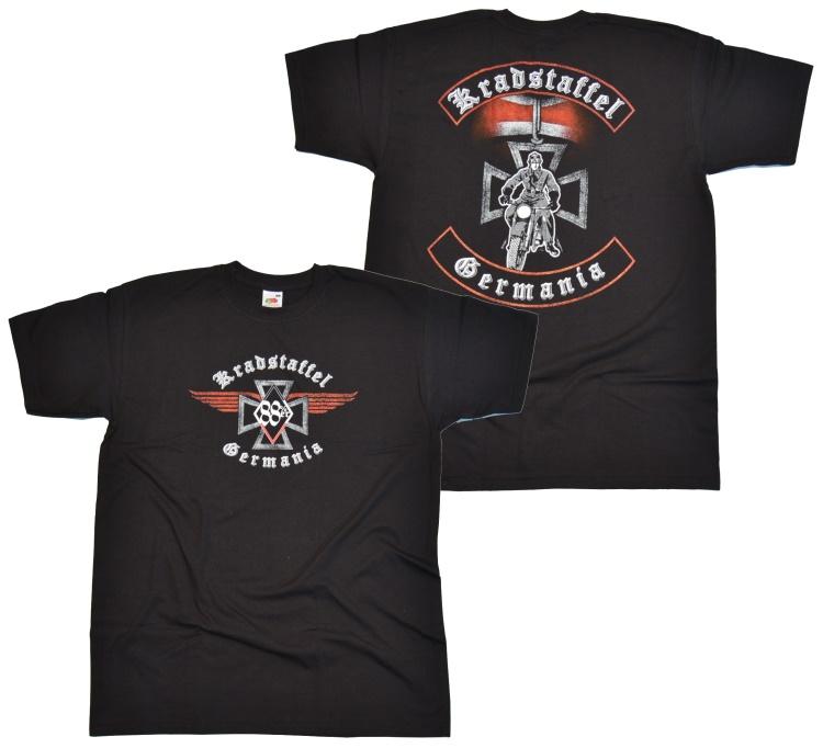 T-Shirt Kradstaffel Germania