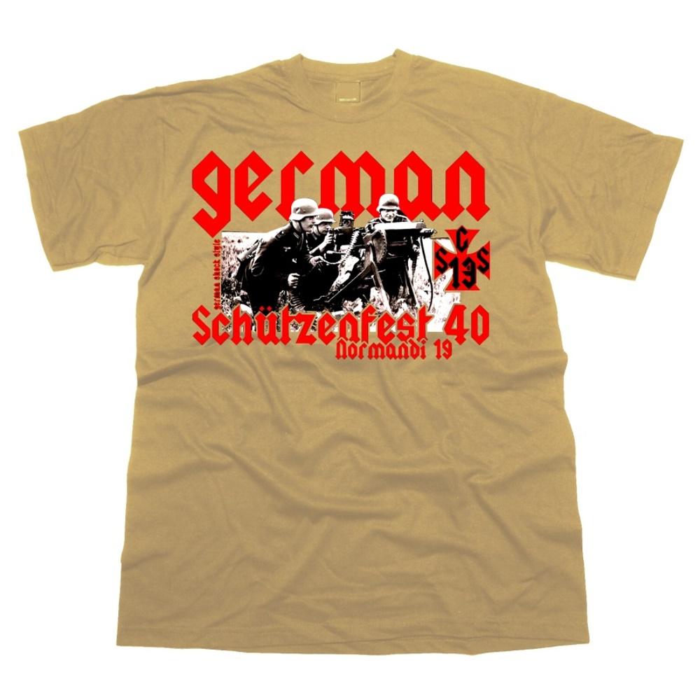 T-Shirt German Schützenfest