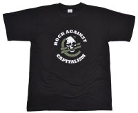 T-Shirt Rock Against Capitalism G537