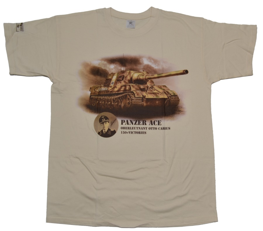 T-Shirt Panzer Ace
