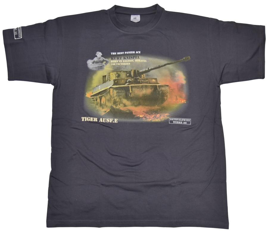 T-Shirt Kurt Knispel