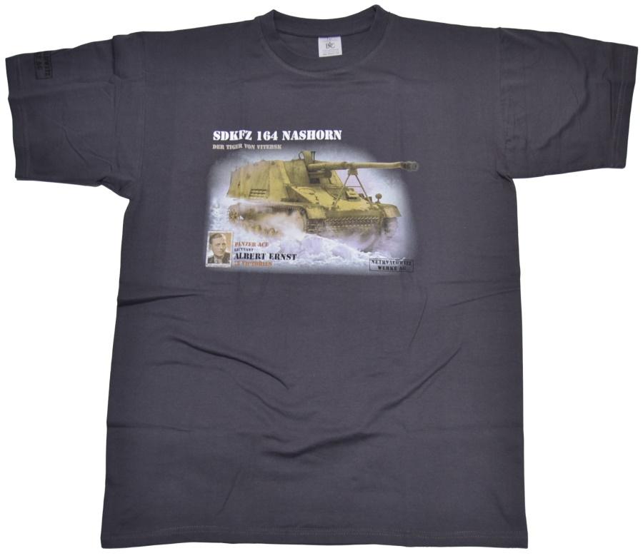 T-Shirt SDKFZ 164 Nashorn