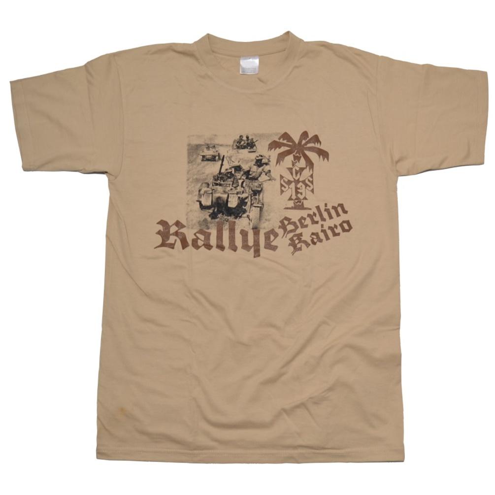 T-Shirt Rallye Berlin Kairo