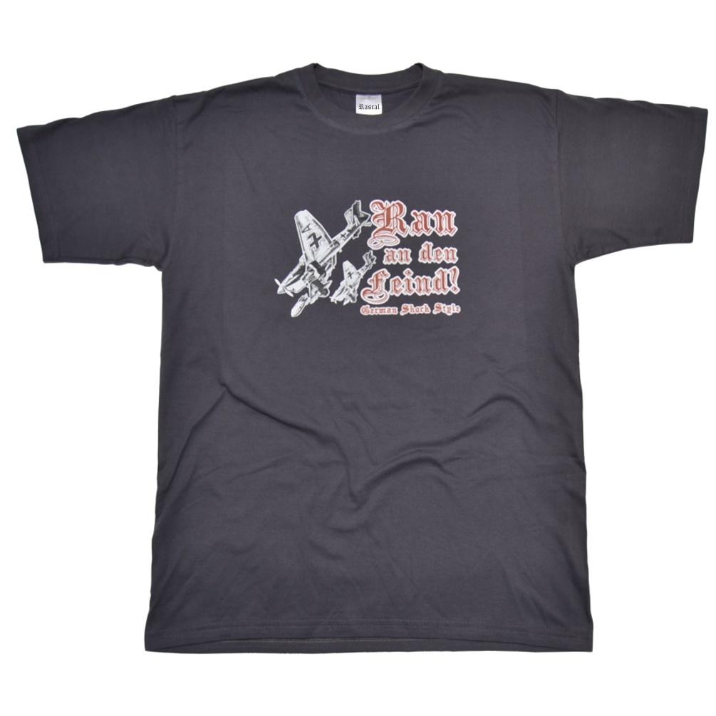 T-Shirt GSS Ran an den Feind!