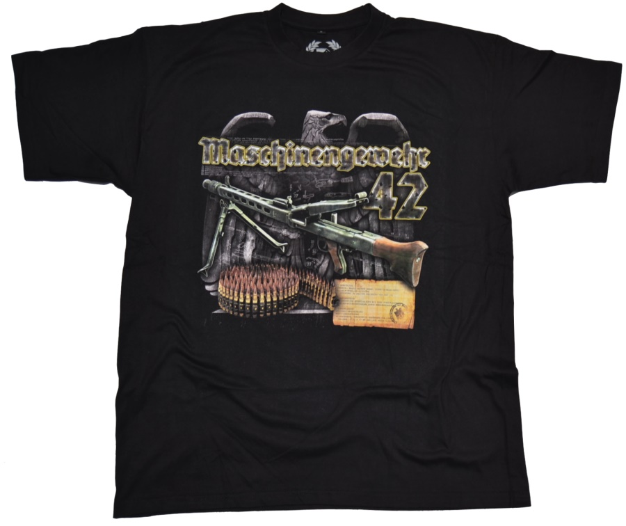T-Shirt Maschinengewehr 42