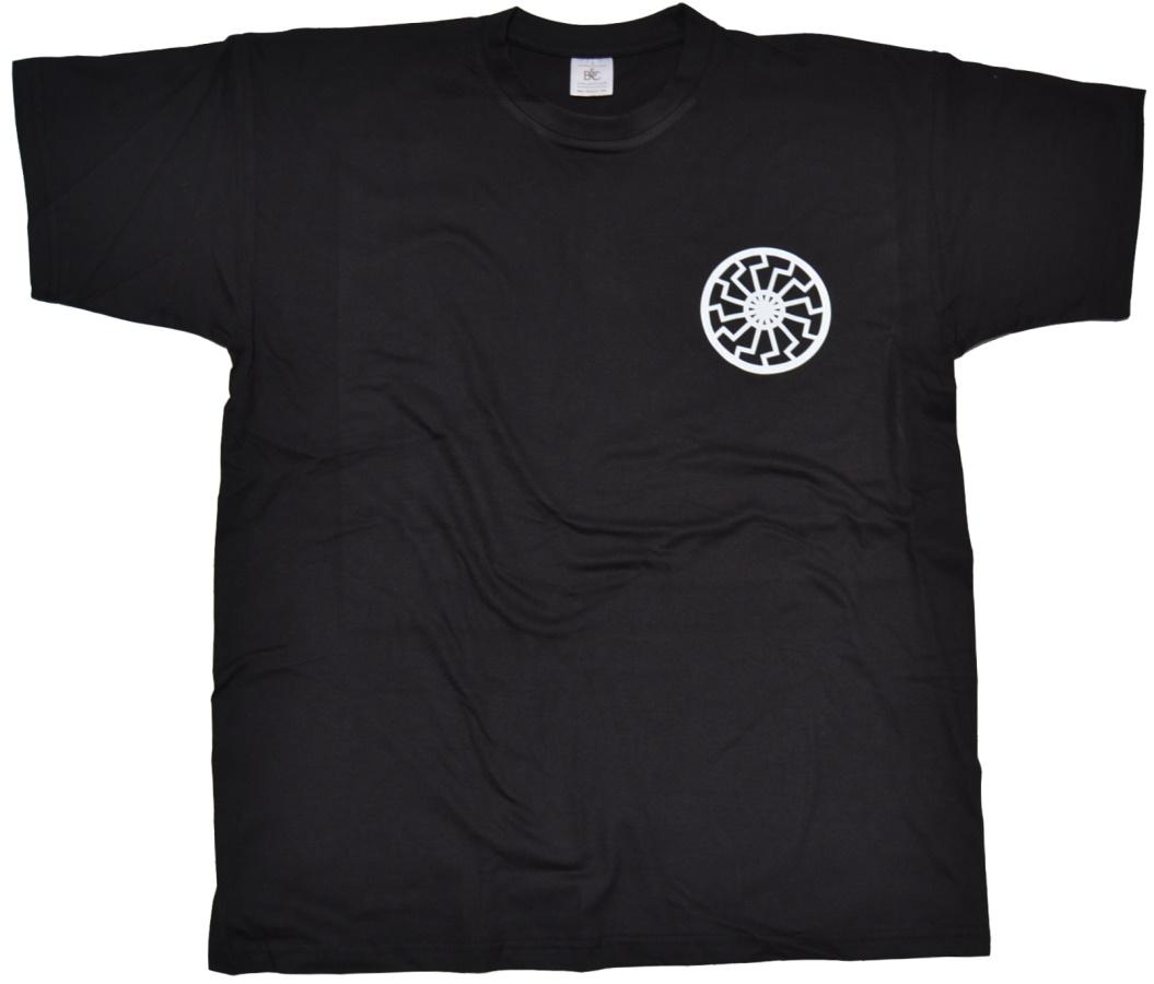 T-Shirt Schwarze Sonne II