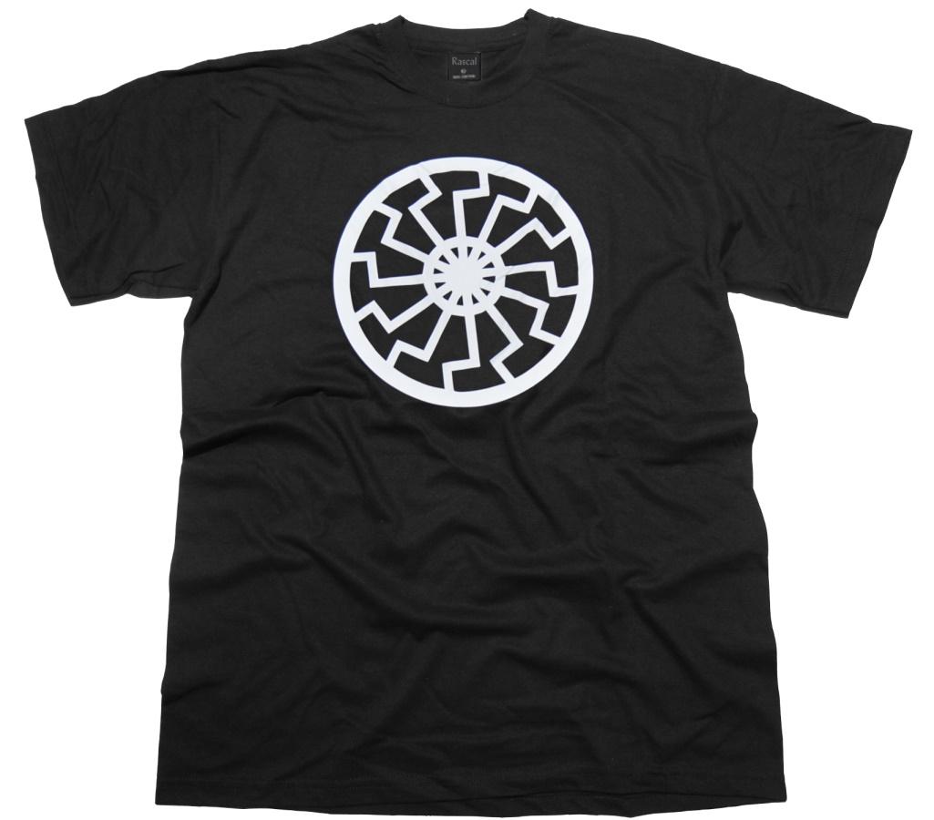 T-Shirt Schwarze Sonne III