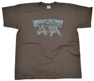 T-Shirt MG42 Superior Firepower G74
