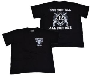 T-Shirt Aryan Brotherhood One For All