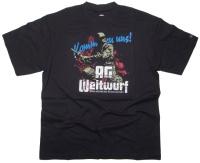 Skaldenburg T-Shirt Komm zu Uns! AG Weitwurf