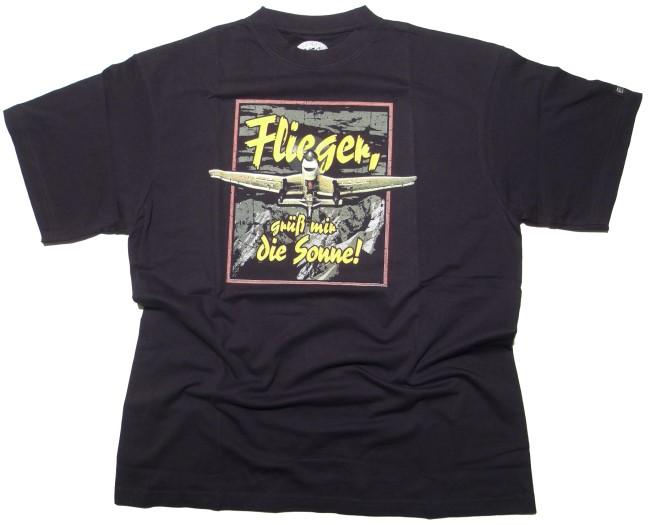 Skaldenburg T-Shirt Flieger Gr�� mir die Sonne