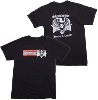 T-Shirt Skrewdriver Honor & Loyalty
